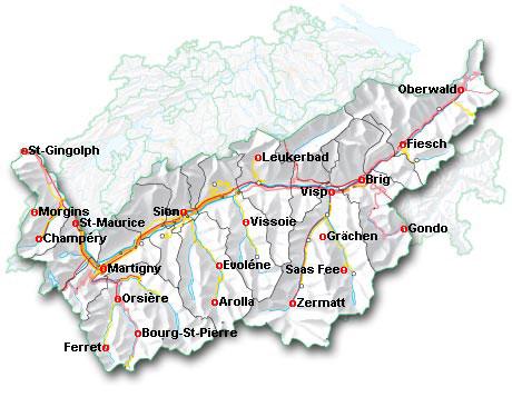 Gunstige Hotels Wallis Hotels Gunstig Im Kanton Wallis Wallis